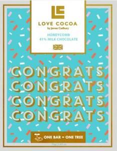 Bilde av Love Cocoa Milk Chocolate